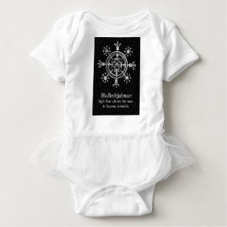 Body Para Bebé Muestra mágica islandesa de Hulinhjalmur