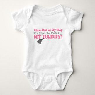 Body Para Bebé ¡Mueva apartado! (chica)