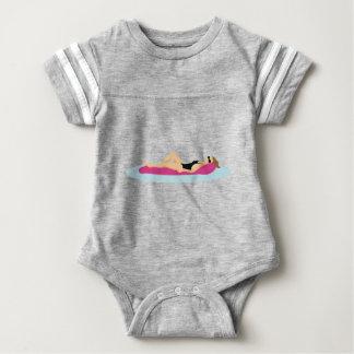 Body Para Bebé Mujer en Floaty