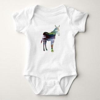 Body Para Bebé Mula