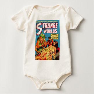 Body Para Bebé Mundos extraños -- Princesa del espacio