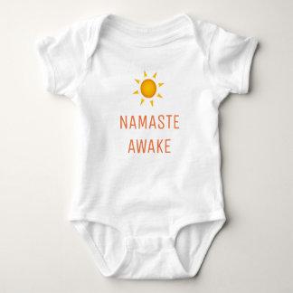 Body Para Bebé Namaste despierto