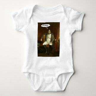 Body Para Bebé Napoleon piensa en puercos espines