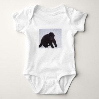Body Para Bebé Newfoundland_puppy