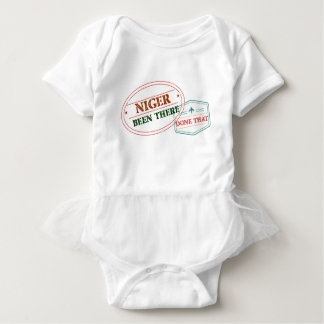 Body Para Bebé Niger allí hecho eso