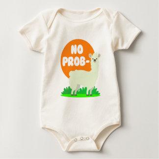 Body Para Bebé Ninguna Prob-Llama - la ninguna llama del problema