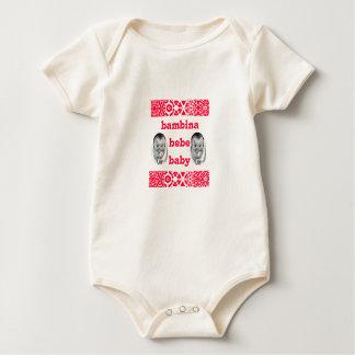 Body Para Bebé Niño