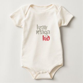 Body Para Bebé Niño de Krav Maga