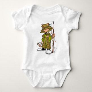 Body Para Bebé Niño de la pesca