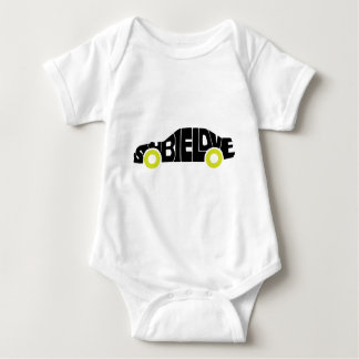 Body Para Bebé Niños del amor de Subie