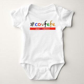 Body Para Bebé NIÑOS del #covfefe. Hecho en América
