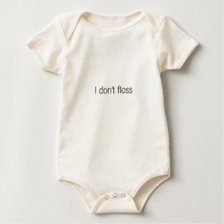 Body Para Bebé No floss