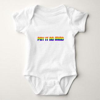 Body Para Bebé no le pague ninguna mente