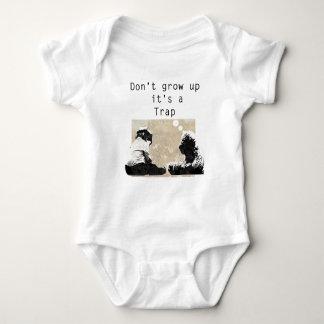 Body Para Bebé No lo crezca es una trampa