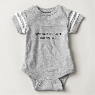Body Para Bebé No me odie causa que usted no es yo