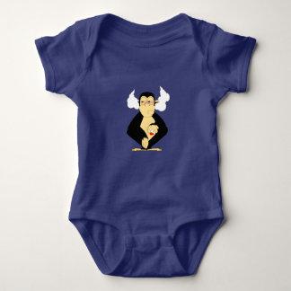 Body Para Bebé No oiga ningún mal