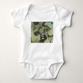 Body Para Bebé Nogales negros
