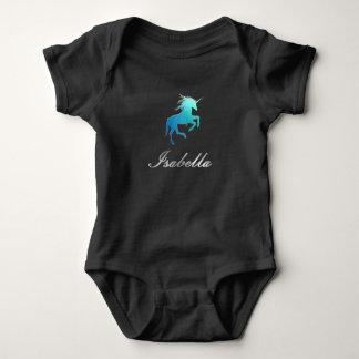 Body Para Bebé Nombre de Isabel - elija su color