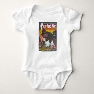 Body Para Bebé Novio del gorila