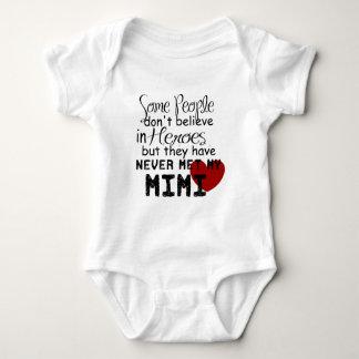 Body Para Bebé Nunca han resuelto mi mimi