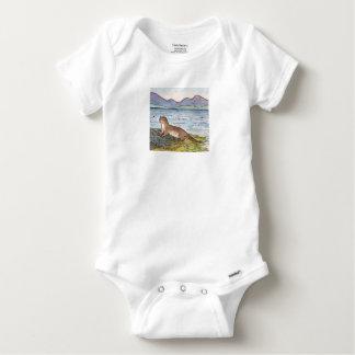 Body Para Bebé nutria del lago