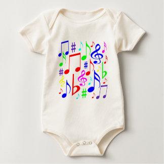 Body Para Bebé observe el arco iris