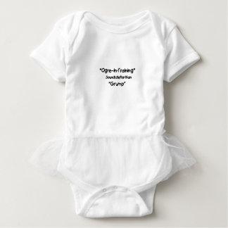 Body Para Bebé ogro
