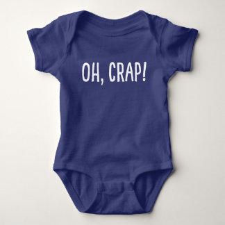 Body Para Bebé ¡Oh, mierda! (Me han reproducido!)