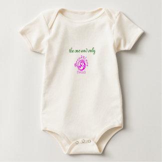 Body Para Bebé Oh original orgánica de Breedlove del bebé