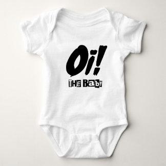 Body Para Bebé ¡Oi! El mono del bebé