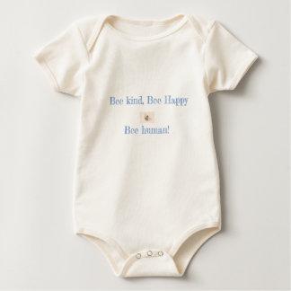Body Para Bebé Onsie dulce del bebé del logotipo del pote de la