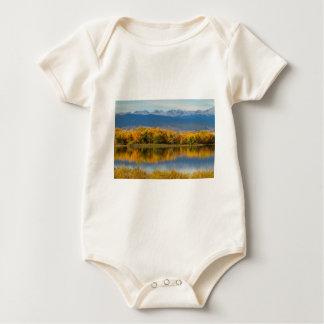 Body Para Bebé Opinión de oro de Front Range de la montaña rocosa