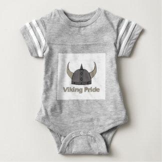 Body Para Bebé Orgullo de Viking