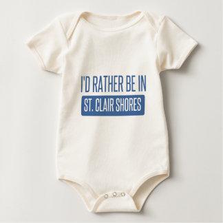 Body Para Bebé Orillas del St. Clair