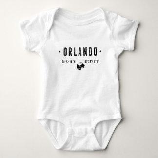 Body Para Bebé Orlando