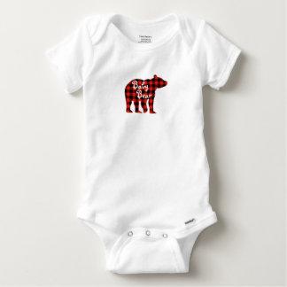 Body Para Bebé Oso del bebé