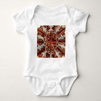 Body Para Bebé óvalo de figuras y de formas