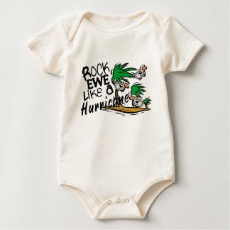 Body Para Bebé Oveja de la roca