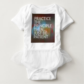 Body Para Bebé Paciencia