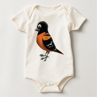 Body Para Bebé Pájaro del estado de Maryland
