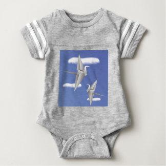 Body Para Bebé pájaros 78Paper _rasterized
