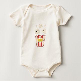 Body Para Bebé Palomitas lindas de Kawaii