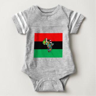Body Para Bebé Panafricano soy más que el diseño del techo de