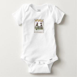 Body Para Bebé pandit del fútbol de Inglaterra