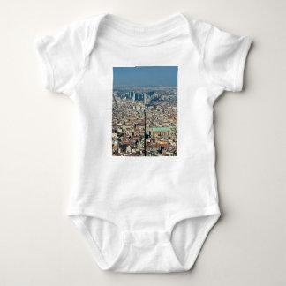 Body Para Bebé Panorama de Nápoles