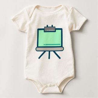 Body Para Bebé Pantalla de visión