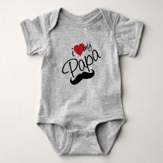 Body Para Bebé Papá