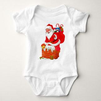 Body Para Bebé Papá Noel