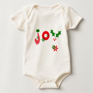 Body Para Bebé Paquete de alegría
