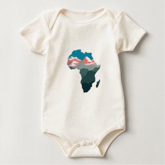 BODY PARA BEBÉ PARA GRAN ÁFRICA